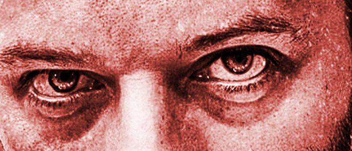 Männliche Augen - Ich liebe Dich - wolleweb - Wolf Jacobs